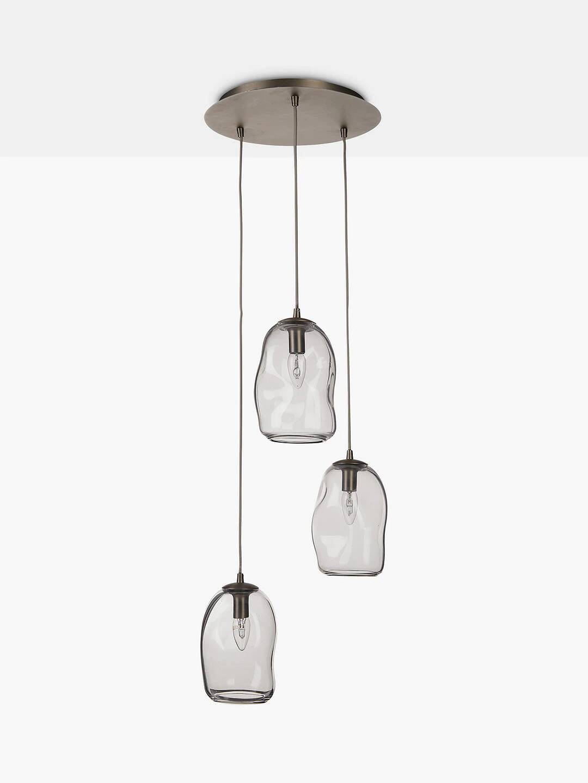 Croft Collection Burdock 3 Pendant Cluster Ceiling Light