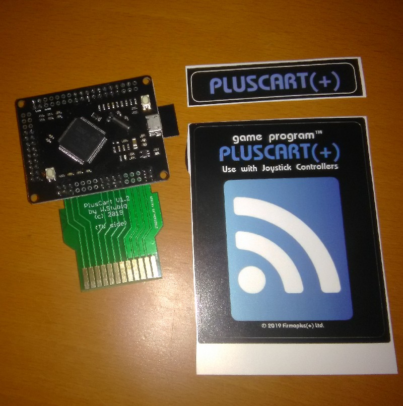 PlusCart assembled PCB