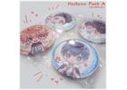 Haikyuu A [Pack 4 badges]