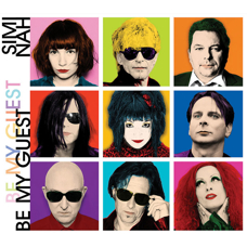 """SIMI NAH - """"Be My Guest"""" - CD"""