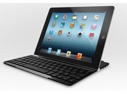 Bàn phím cho Ipad 2/3/4: Logitech Ultrathin Keyboard - Bàn phím bluetooth siêu mỏng độc đáo kiêm Smart Cover