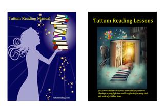 Teacher's Manual & Tattum Reading Lessons Package