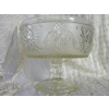 Antique Pressed Glass