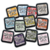 Tim Holtz Distress Mini Ink Pads from Ranger