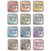 Tim Holtz Distress Oxide Ink Pads & Reinkers