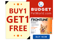 Frontline Top Spot for Dogs and Cats