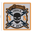 2018 Patch SHOCK