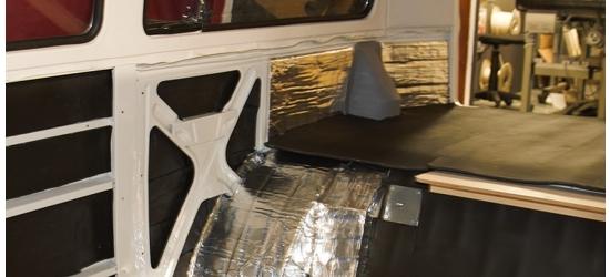 Insulation Kits Interior