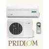 Pridiom Mini Split DC Inverter Heat Pump AC