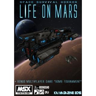 Life on Mars CARTRIDGE VERSION Metroid..