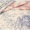 Tablecloths Toile de Jouy