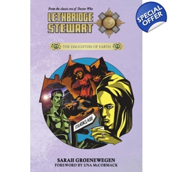 Lethbridge-Stewart: The Daughters of Earth for £3