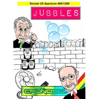 JUBBLES  Sinclair ZX Spectrum 48K cass..