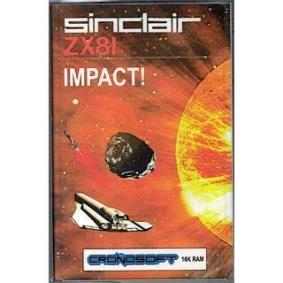 IMPACT    Sinclair ZX81..