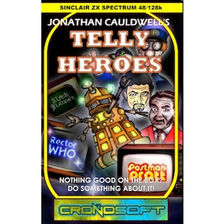 TELLY HEROES - Sinclair ZX Spectrum 48..