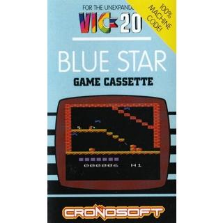 BLUE STAR VIC 20 unexpa..