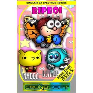 BIPBOI + NIPIK - ZX Spectrum cassette