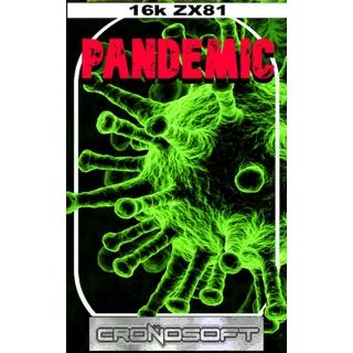 PANDEMIC - (Virus II) - Sinclair ZX81 ..