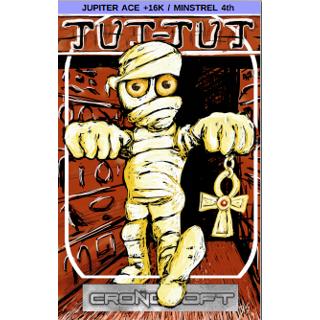 TUT-TUT Jupiter Ace +16K RAM