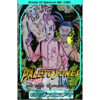 PALETO JONES - Spectrum 48K/128K Casse..