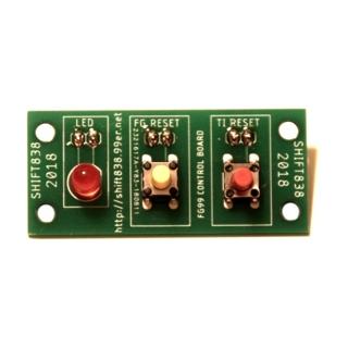 FinalGrom99 Control Board