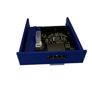 IDE2SD 3D Case 3.5 Drive Bay