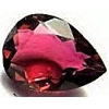 Rubellite Tourmaline Faceted