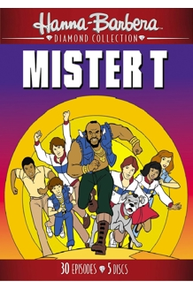 Mister T - The Complete DVD STUDIO Animated Series