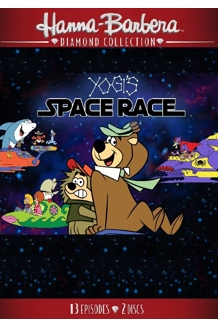 Yogi's Space Race - The Complete DVD Studio Series