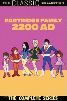 Partridge Family 2200 A.D. - 1974 - The Complete..