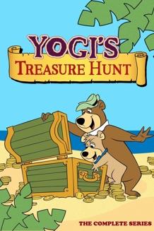 Yogi's Treasure Hunt - The Complete Studio DVD C..