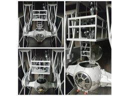 HANGAR BAY DIO KIT (SOLO Variant): Please allow up to 6 weeks for shipping (built to order)