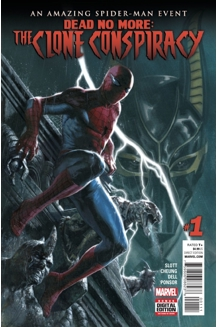 An Amazing Spider-Man Event - Dead No More: The ..