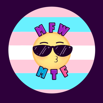 Trans Pride - My Face W..