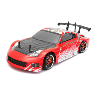 HSP 94123 1/10 2.4GHz 4X4 WD RC Remote..