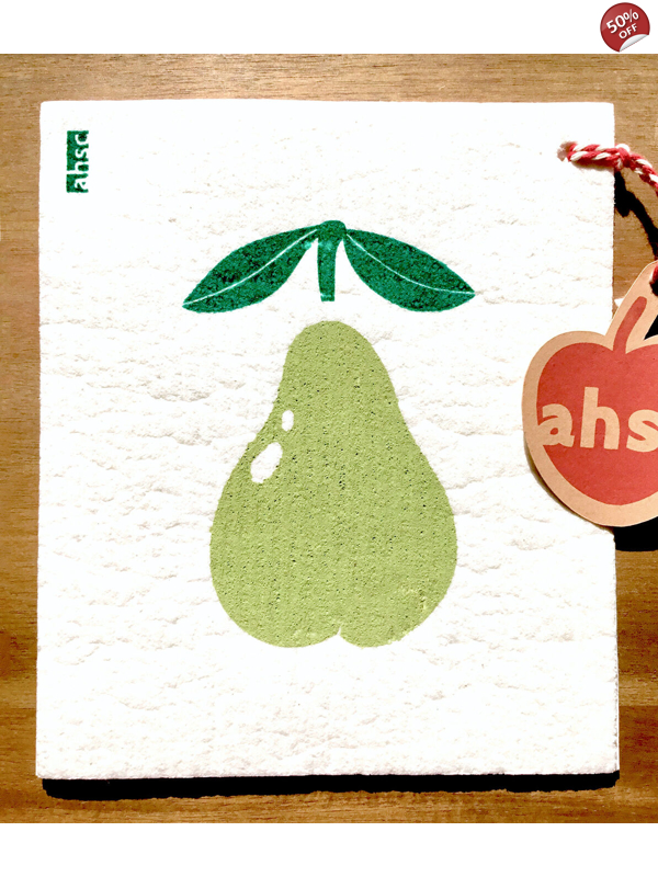 Pear Eco Dishcloth