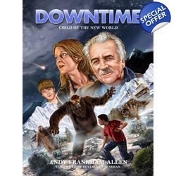 Lethbridge-Stewart: Downtime – Child of the New World Hardback